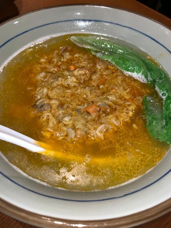 Dinner - Crab Noodles 6