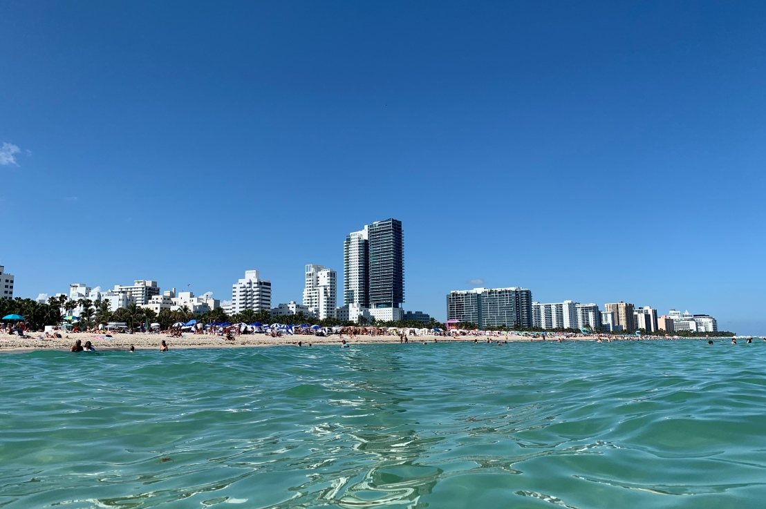 how to be a tourist in miami (just not rightnow)