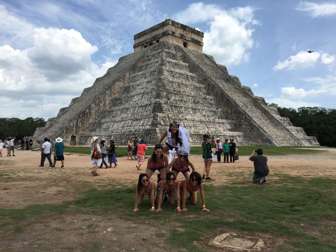 Chichen Itza:Xcajum Cenote 144