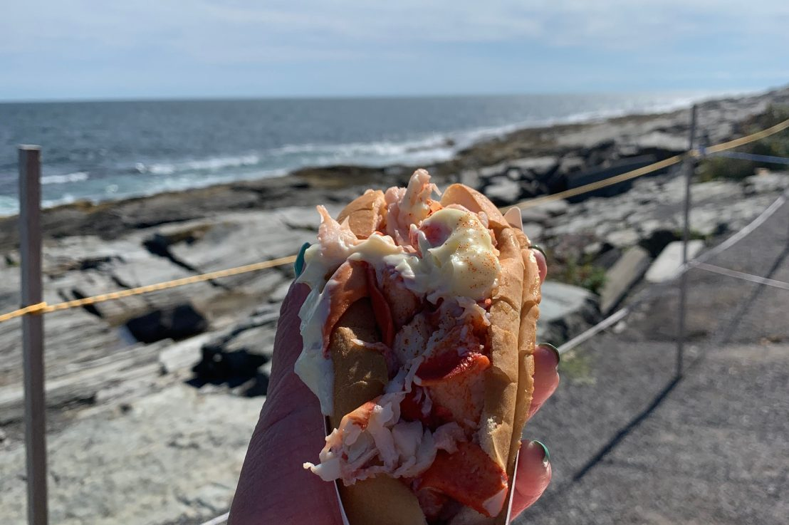 how to be a tourist in portland,me